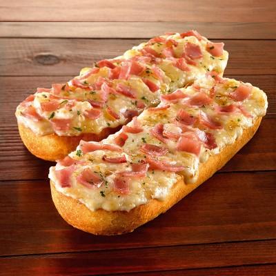 Pannini jamón y queso C/12x2und.