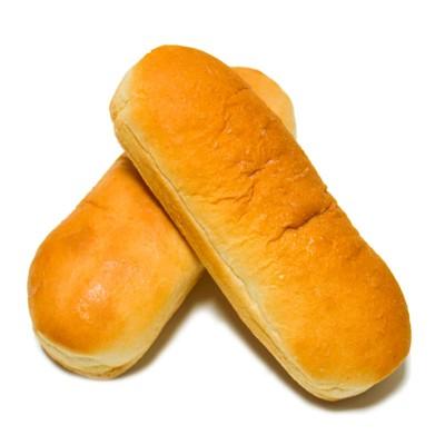 Pan hot dog Caja 6 x 6uni