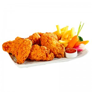 KFC Style Wings (Alitas) HALAL. Caja 5x1kg