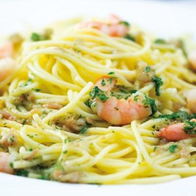 Spaghetti marinera Caja 10 uni x 350gr