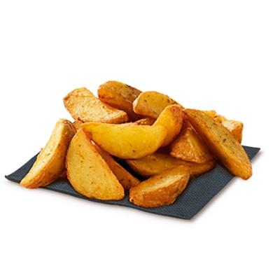 Patatas gajo prefritas esp. Caja 4 uni x 2.5 kg
