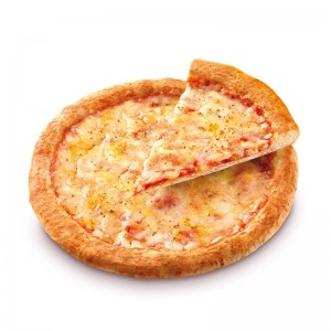 Pizza margarita Caja 12 uni