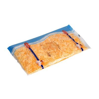 Sansoe hilado (Mezcla de tres quesos rallados)