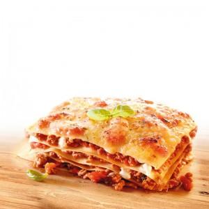 Lasaña Sin Gluten. Caja 10x525gr