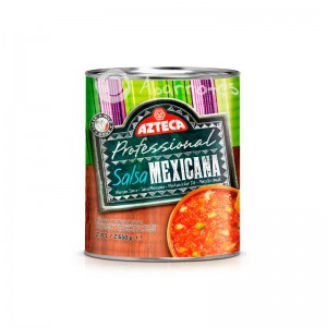 Salsa Mejicana, Picante Medio Lata 2.65kg