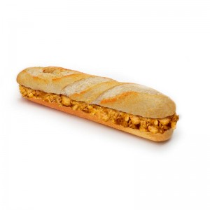 Baguette Kebab de Pollo Caja 6 und.