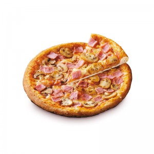 Pizza Champiñón Caja 12 uni