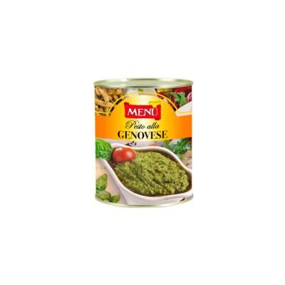 Pesto a la Genovesa. Caja 6x810g.