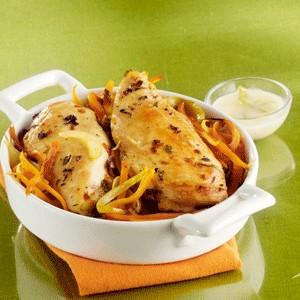 Pechuga de pollo asada al grill 110/130g.c/2x2.5kg