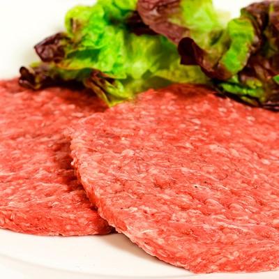 Hamburguesa de ternera 110gr. Halal Caja 4kg