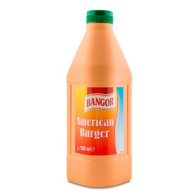 Salsa american buguer bote 1 litro