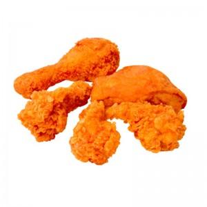 Alitas de pollo Tex Mex Halal. Caja 5x1kg