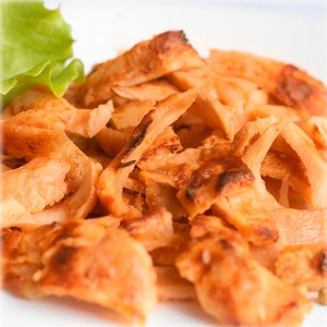 Loncheado kebab pollo Bandeja 2 kg