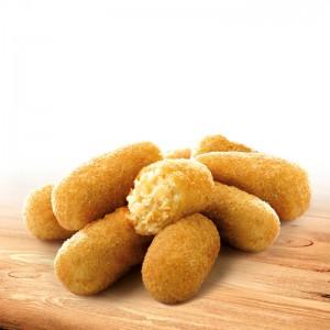 Croquetas de pollo sin gluten Caja 12 und. x 300gr
