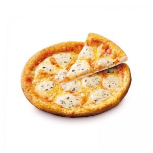 Pizza 4 quesos Caja 12 uni