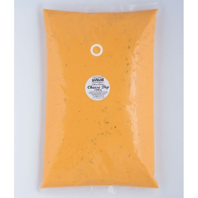 Salsa cheddar pouche | Bote 3.2 litros