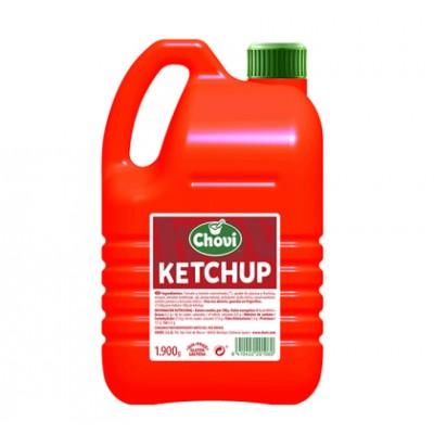 Ketchup  Chovi. Garrafa 1.900gr