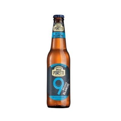 Cerveza Poretti 9 belga.C/24x33cl