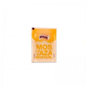Monodosis mostaza caja 500 unidades X 6 gramos