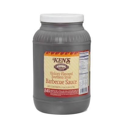 Salsa barbacoa Ken's garrafa 1 galón (3,8 litros)