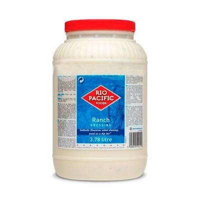 Salsa ranch rio pacific Garrafa 1 galón (3.8L)