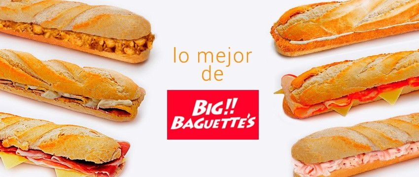 Lo mejor de Big Baguettes